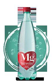 Вода Mivela Mg++(Слабогазированная); 1 л.