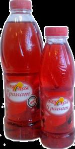 Напиток безалкогольный со вкусом граната негазированный 0,5л ПЭТ