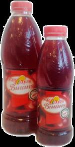 Напиток безалкогольный со вкусом вишни негазированный 0,5л ПЭТ
