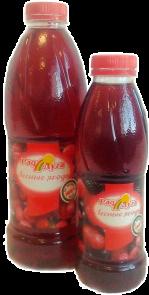 Напиток безалкогольный микс из лесных ягод негазированный 1,0л ПЭТ