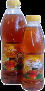 Напиток безалкогольный чай со вкусом лимона негазированный 0,5л ПЭТ