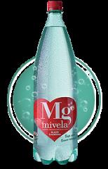 Вода Mivela Mg++(Слабогазированная); 1,5 л